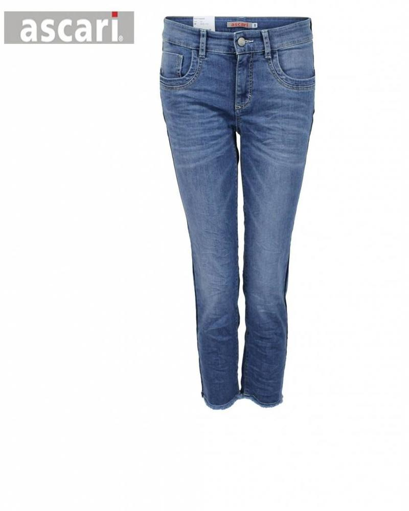 Ascari Kim Cropped Denim