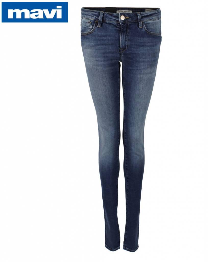 3c73d8c913969d Mavi Jeans lange vrouwen Adriana Deep Shaded - LongLady - LongLady Fashion  Company BV