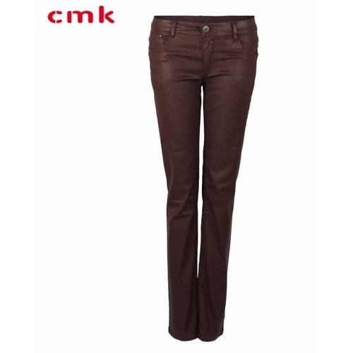 CMK CMK Jeans Alina Jeather Rood