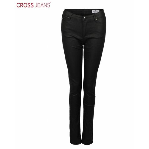 Cross Cross Jeans Alan Black Printed