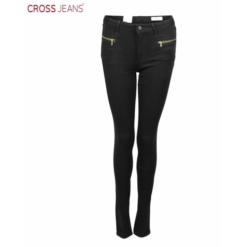 Cross Cross Jeans Alan Black Zip