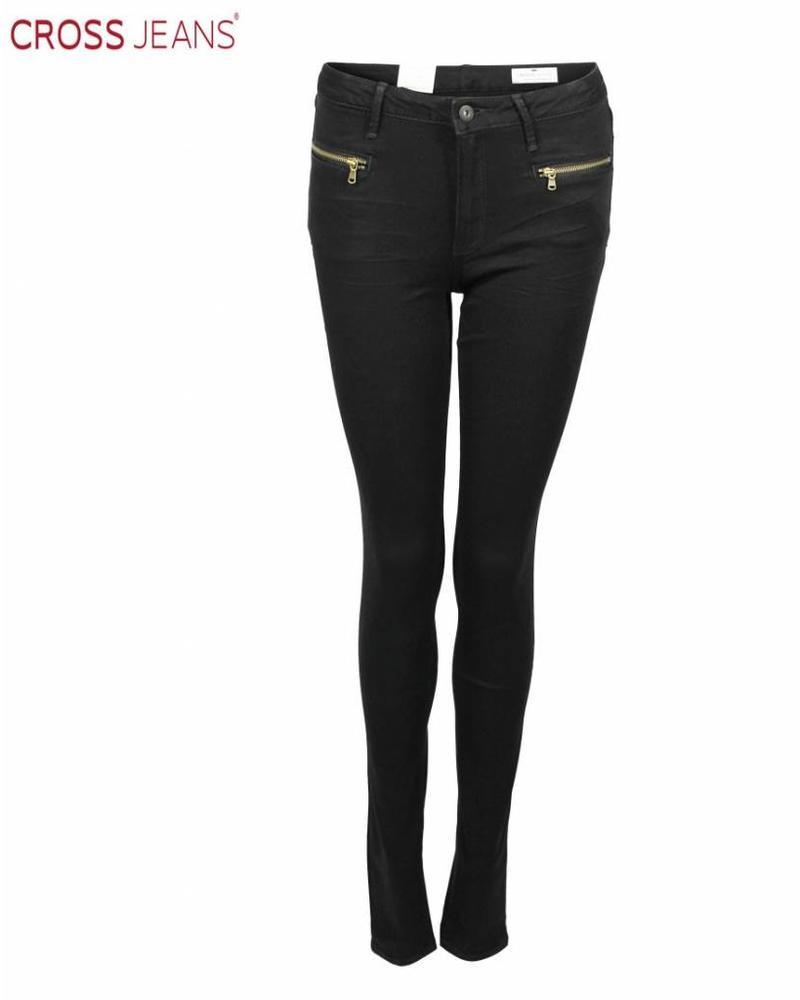 Cross Jeans Alan Black Zip