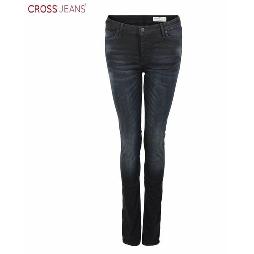 Cross Cross Jeans Alan Black Blue