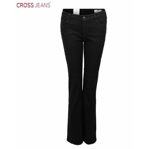 Cross Cross Jeans Lauren Black