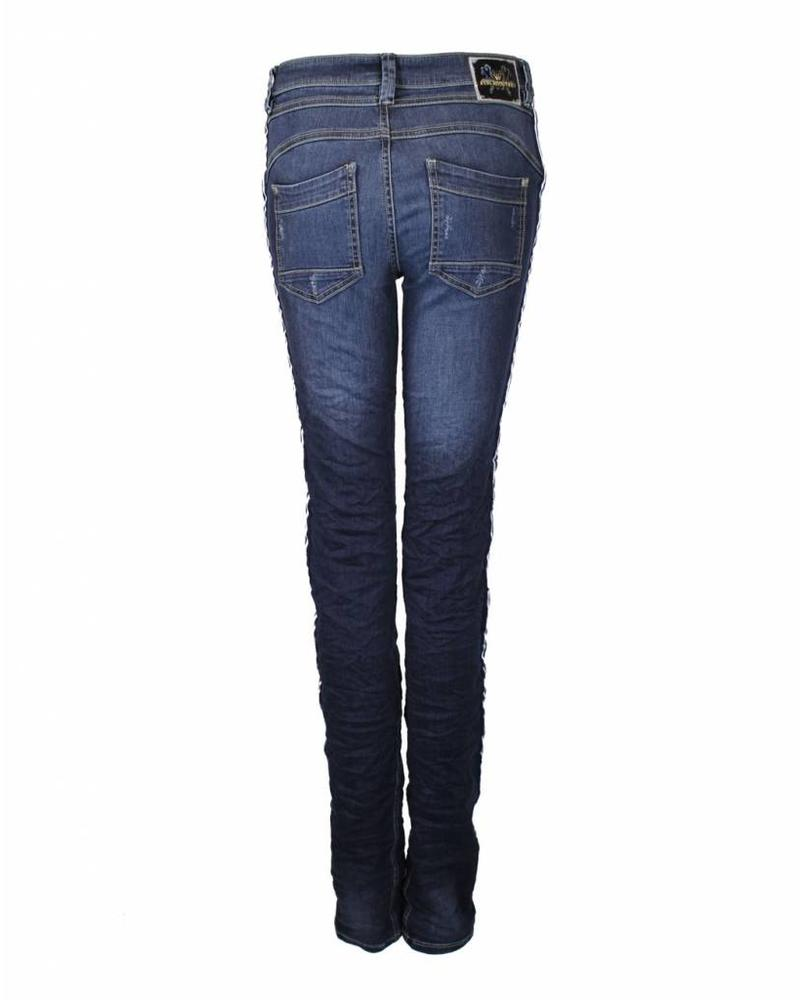 Glucksmoment Jeans Gill Darkblue