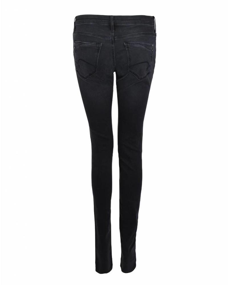 Mavi Jeans Nicole Stud Smoke