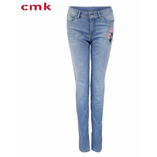 CMK CMK Jeans Alina Flower