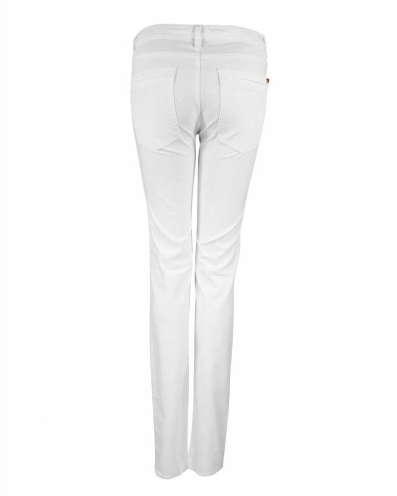 Only-M Jeans White