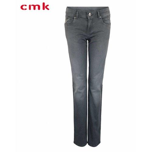 CMK CMK Jeans Alina Zip Grey