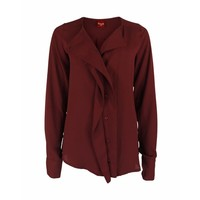 Only-M Blouse Bordeaux