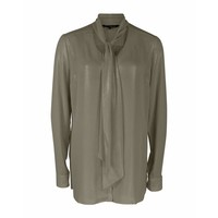 Longlady Blouse Daantje Taupe