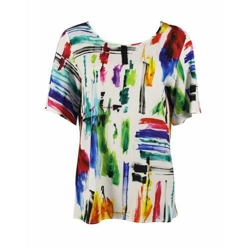Only-M Only-M Shirt Strik Picasso