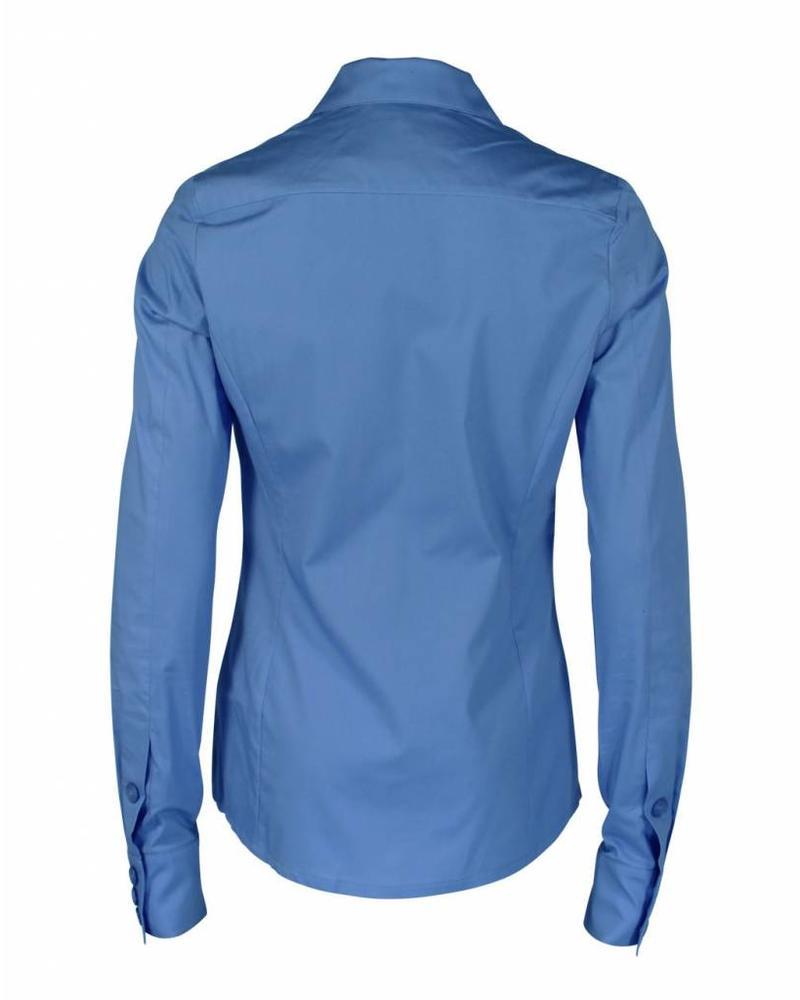 Longlady Blouse Diewe Blue