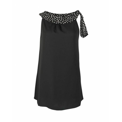 Only-M Only-M Blouse Bow Pois