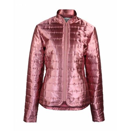 Longlady Longlady Jacket Maartje Pink