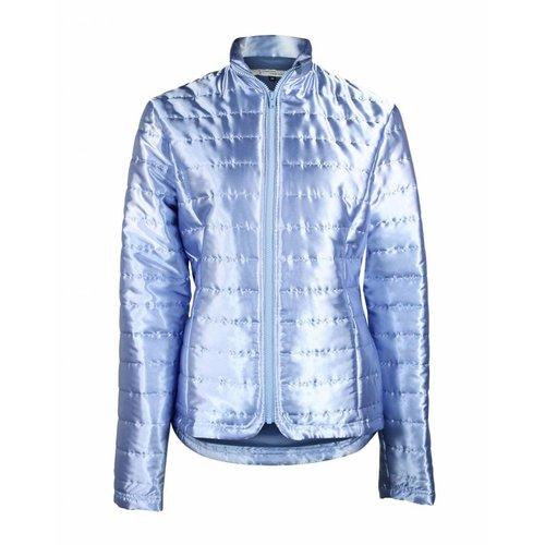 Longlady Longlady Jacket Maartje Blue