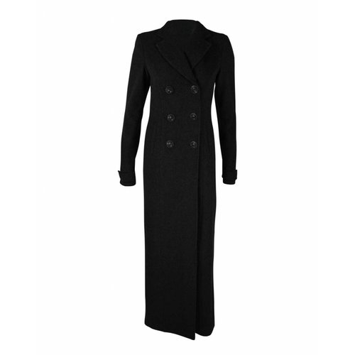 Longlady Longlady Coat Minda Black