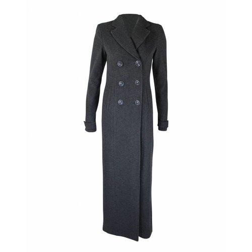 Longlady Longlady Coat Minda Grey
