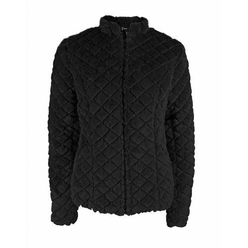 Longlady Longlady Jacket Mannet Black