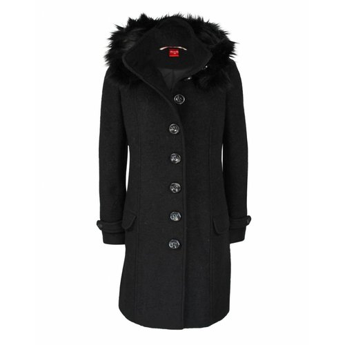 Only-M Only-M Coat Nero