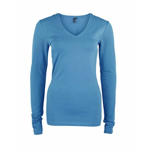 Longlady Longlady Shirt Tanja Jeans
