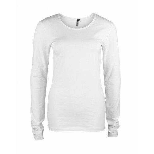 Longlady Longlady Shirt Tamilia White