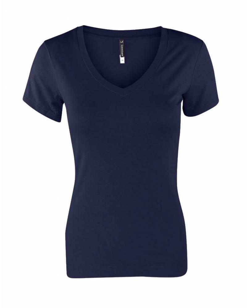 Longlady Shirt Tiny Navy
