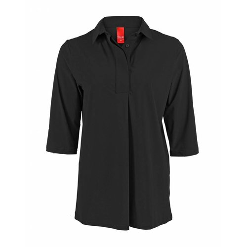 Only-M Only-M Polo Sporty Chic Nero LKM