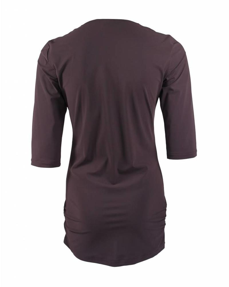 Only-M Shirt Sporty Chic Prugna LKM