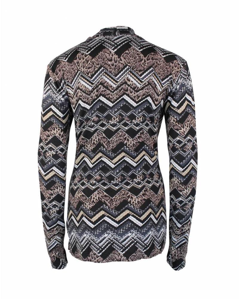 Longlady Shirt Tara Dessin