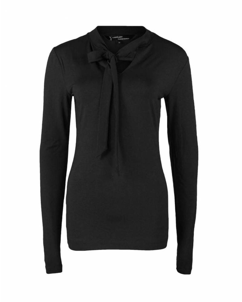 Longlady Shirt Tess Zwart