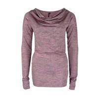 Longlady Shirt Tambre Roze