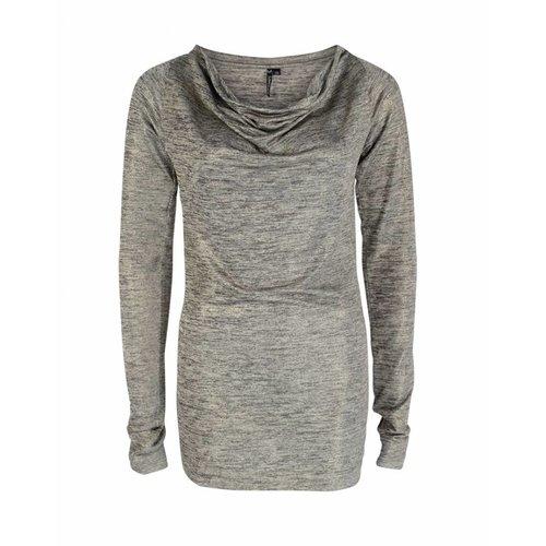Longlady Longlady Shirt Tambre Antra