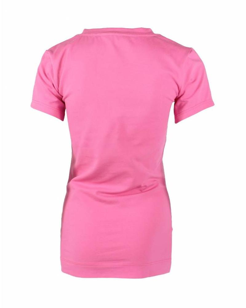 Longlady Shirt Triny Rose