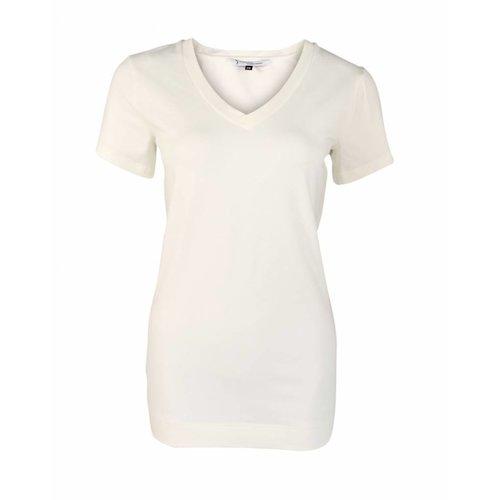 Longlady Longlady Shirt Triny Creme