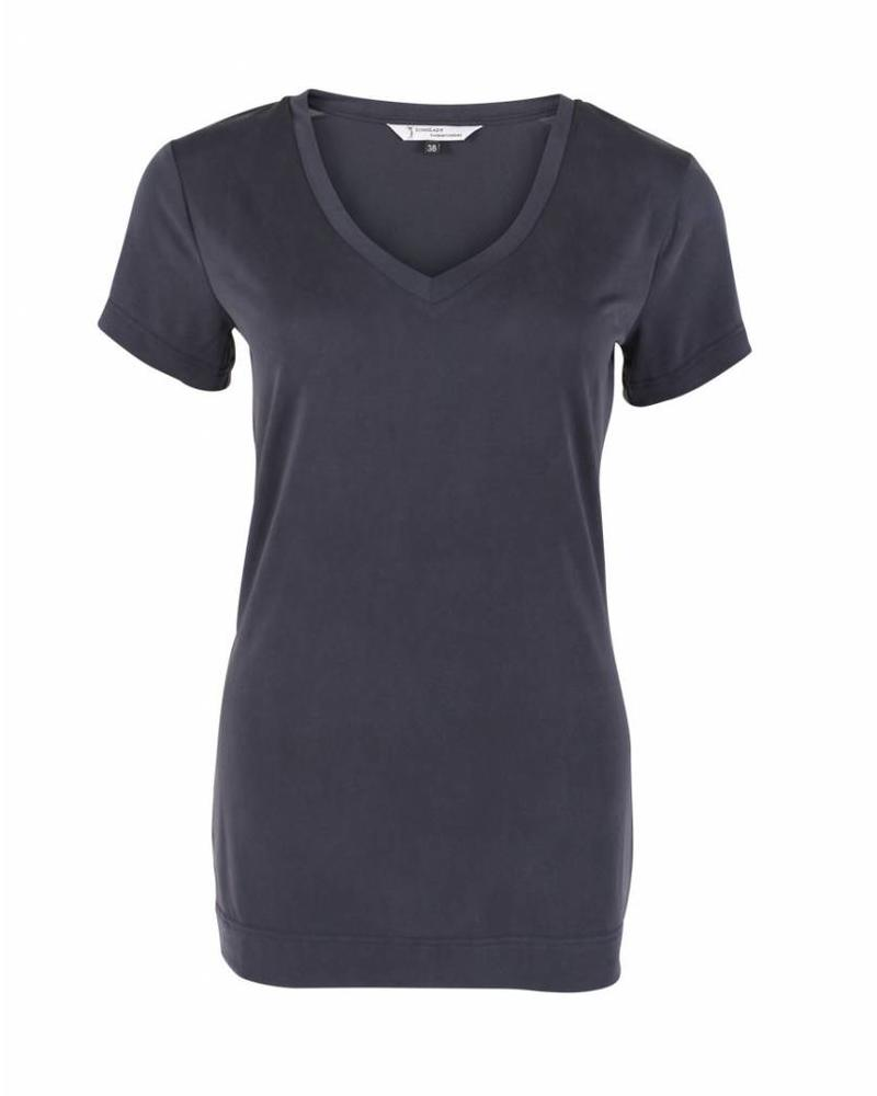 Longlady Shirt Tinie Marine