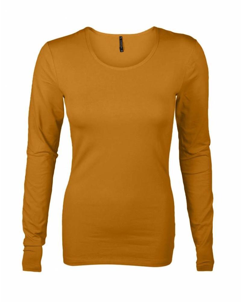 Longlady Shirt Tamilia Oker