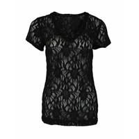 Longlady Shirt Tinie Lace