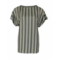 Longlady Shirt Toos Olijf