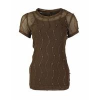 Longlady Shirt Trinka Party Bruin
