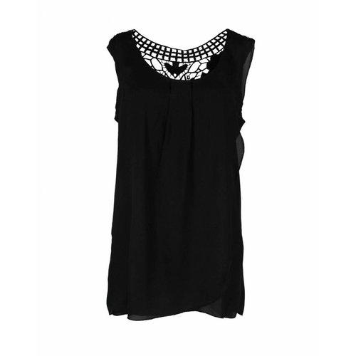 Nu-Denmark Nu-Denmark Shirt Lace Black S