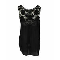 Nu-Denmark Shirt Lace Black S