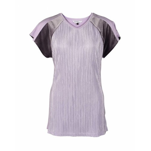 Longlady Longlady Shirt Tina Lila