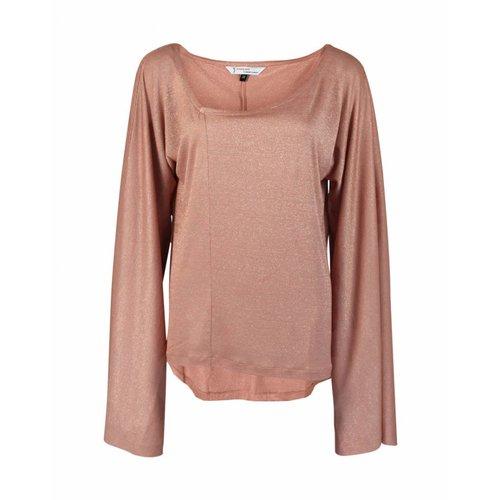 Longlady Longlady Shirt Tinky Coral