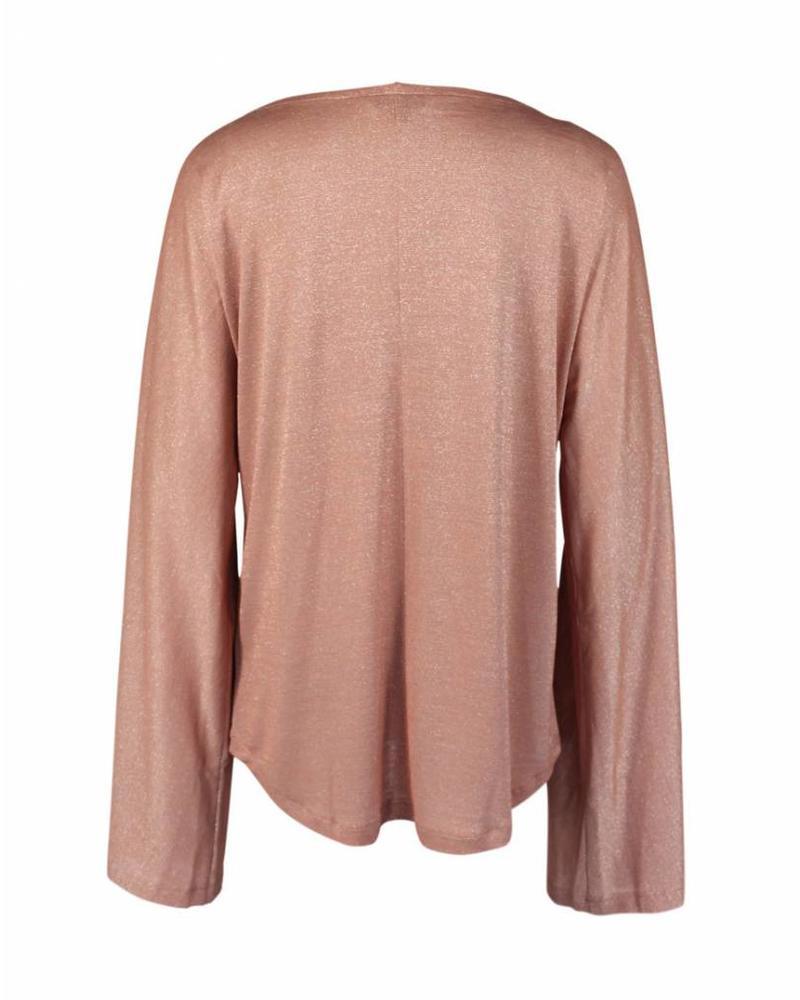 Longlady Shirt Tinky Koraal