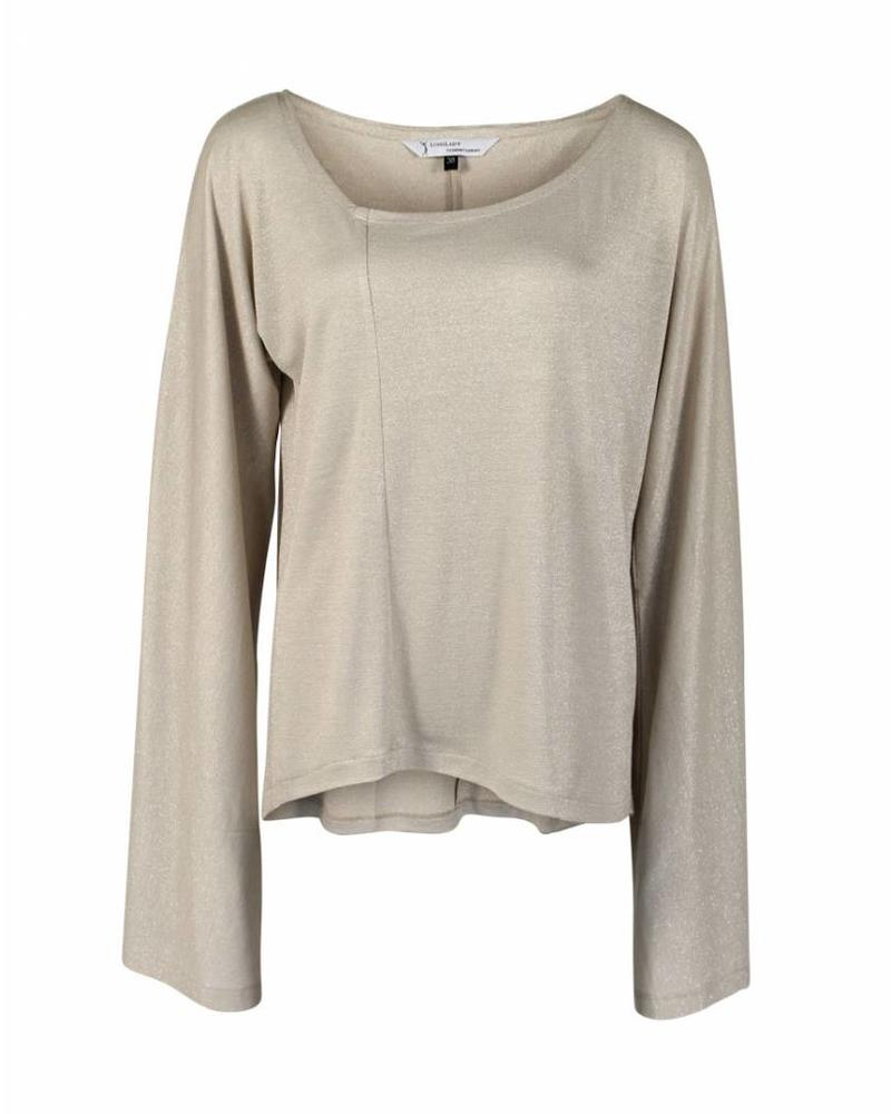 Longlady Shirt Tinky Beige