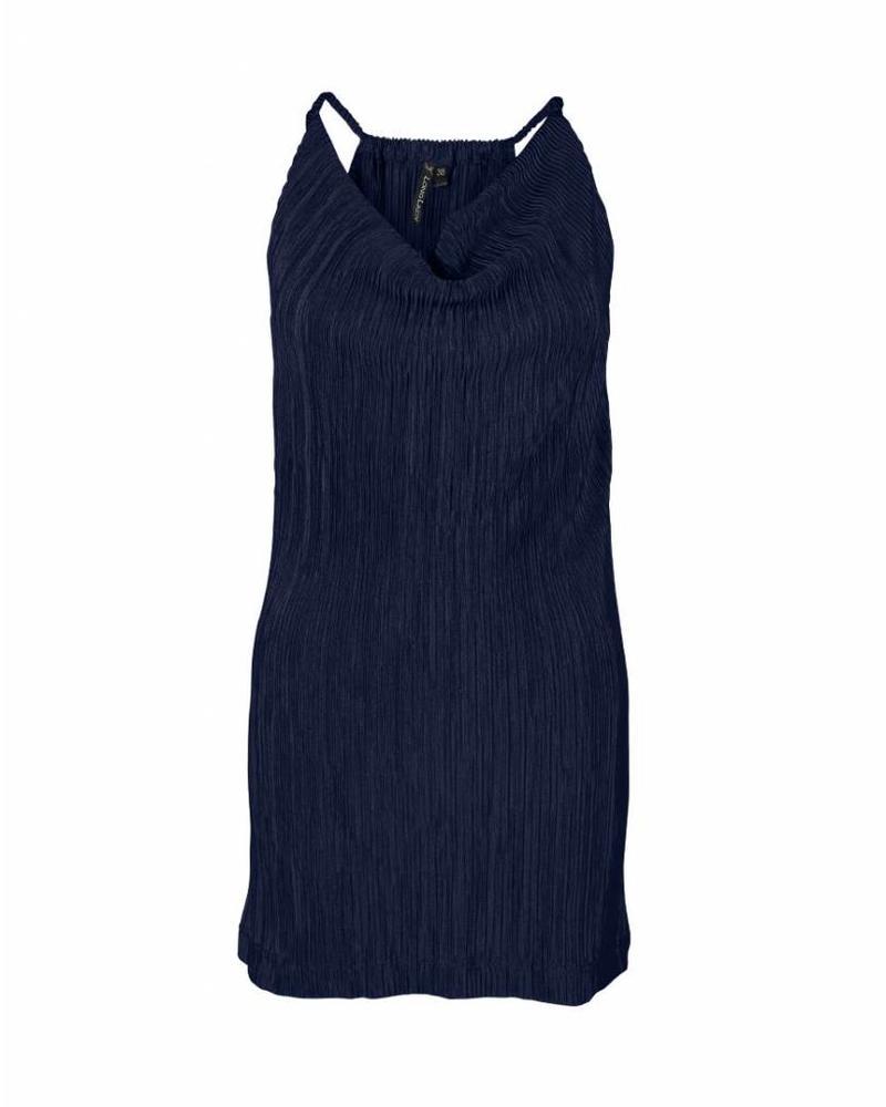Longlady Shirt Tisha Blauw