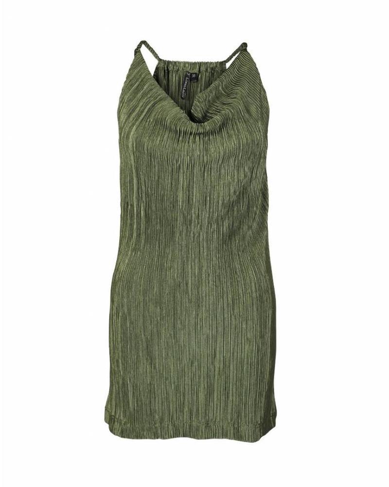 Longlady Shirt Tisha Olijf