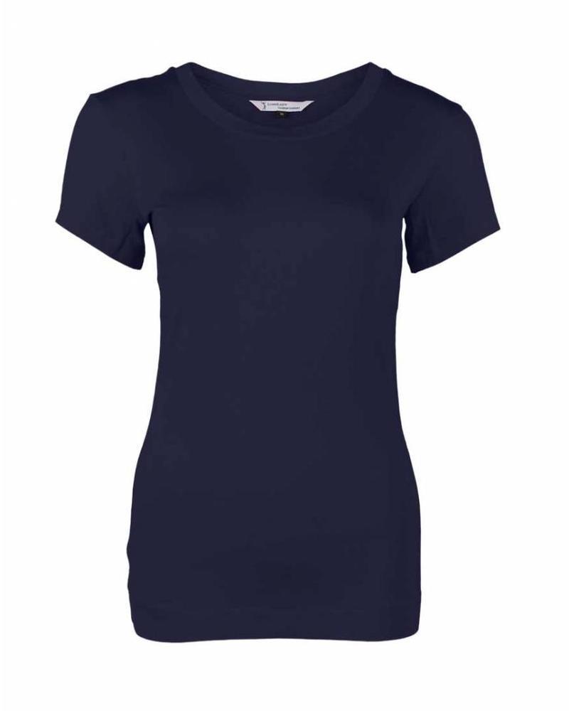Longlady Shirt Trinka Navy