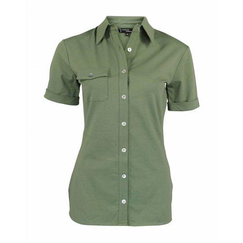 Longlady Longlady Shirt Danie Olijf